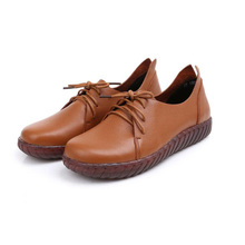 Women's Shoes Soft Genuine Leather Flats