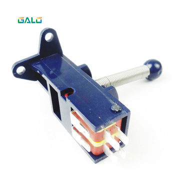 Spring mechanical limit switch for GALO sliding gate opener spare part spring limit iron for our sliding gate opener