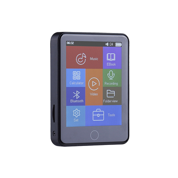 8GB Digital Voice Recorder Touchscreen   4