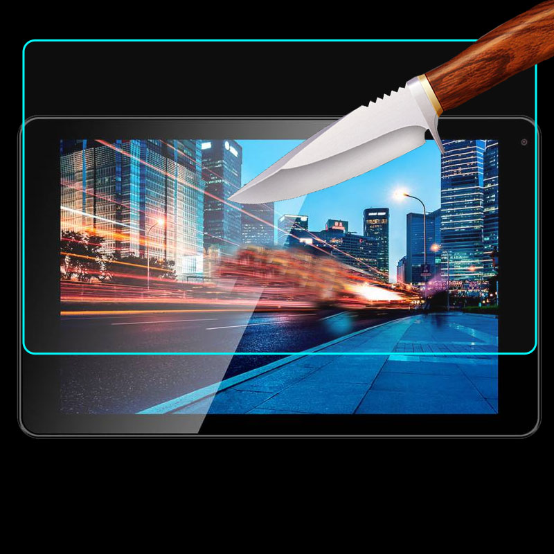 Myslc 9H Tempered Glass film Guard LCD Protector for <font><b>Digma</b></font> Citi <font><b>1903</b></font> 4G 10.1 inch tablet image