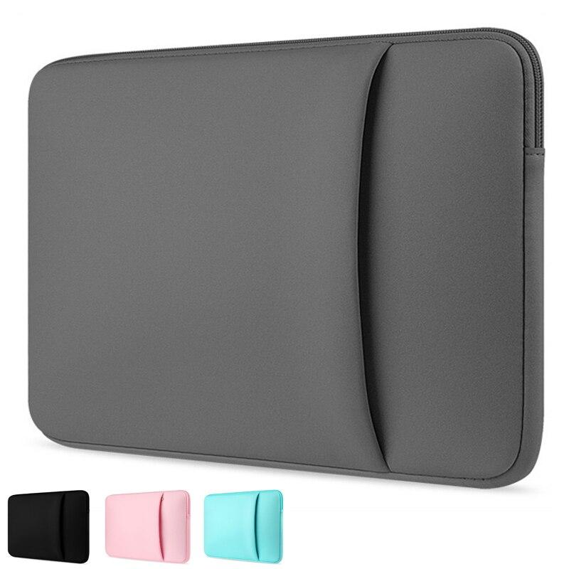 "Fashion Soft Sleeve Laptop Bag Case For Mac Macbook AIR PRO Retina 11"",12"",13"",15 inch,Ultrabook Notebook Bag 14"" 15.6''"
