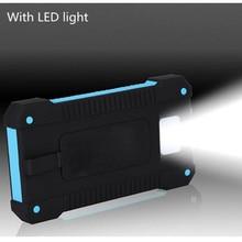 30000 mAh Portable Solar Power Bank