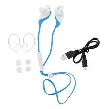 QY7SV Universal 4.1 Wireless Sport Running Jogging Handfree Earphones For Smart