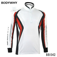 New Fishing Suit Sun Protection Clothing Cycling Breathable Quick Drying UV Wicking Deodorant Sweatshirts Men