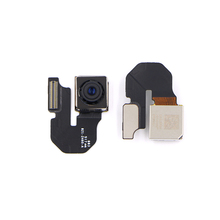 Leoleo 100% Orig/Test For iPhone 6 6s Plus Back Camera 5 5S SE 6Plus Rear Module Flex Cable Replacement Part