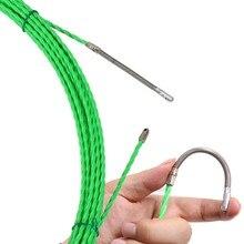 Extracteur de câble électrique, 5/10/15/20/25/30m, fil de poisson, extracteur de câble, dispositif de Construction, outils à main d'électricien