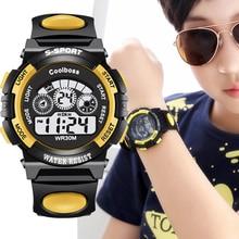 COOLBOOS Childrens Digital Watch Sport Wrist Watch