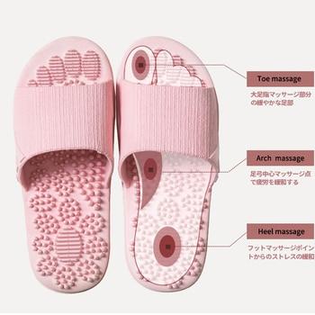 House Non slip Women Massage Slippers Summer Fashion Indoor Outdoor Flip Flops Woman Shoes Beach Bathroom Slipper Men Slide