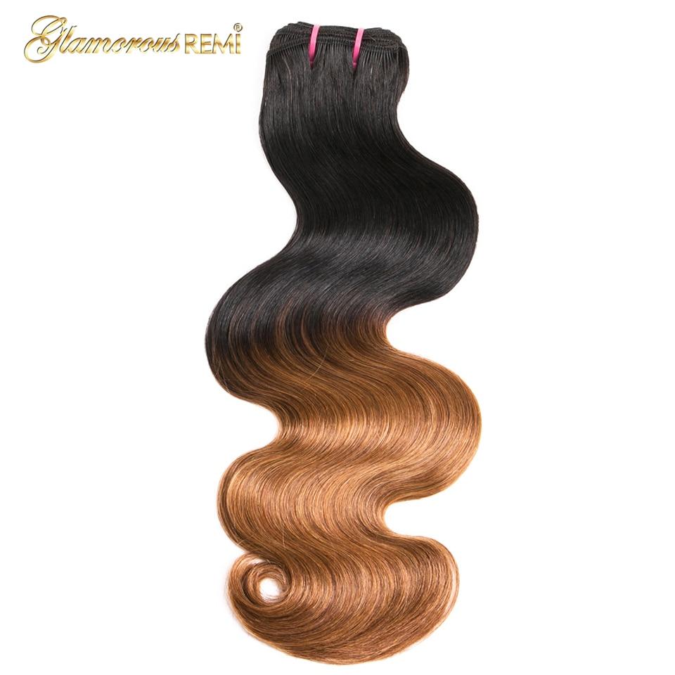 100% human hair bundles bouncy curl 20