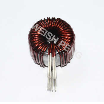 Amorphous magnetic ring inductor 402520-50uh50A output filter inductor power inductor choke