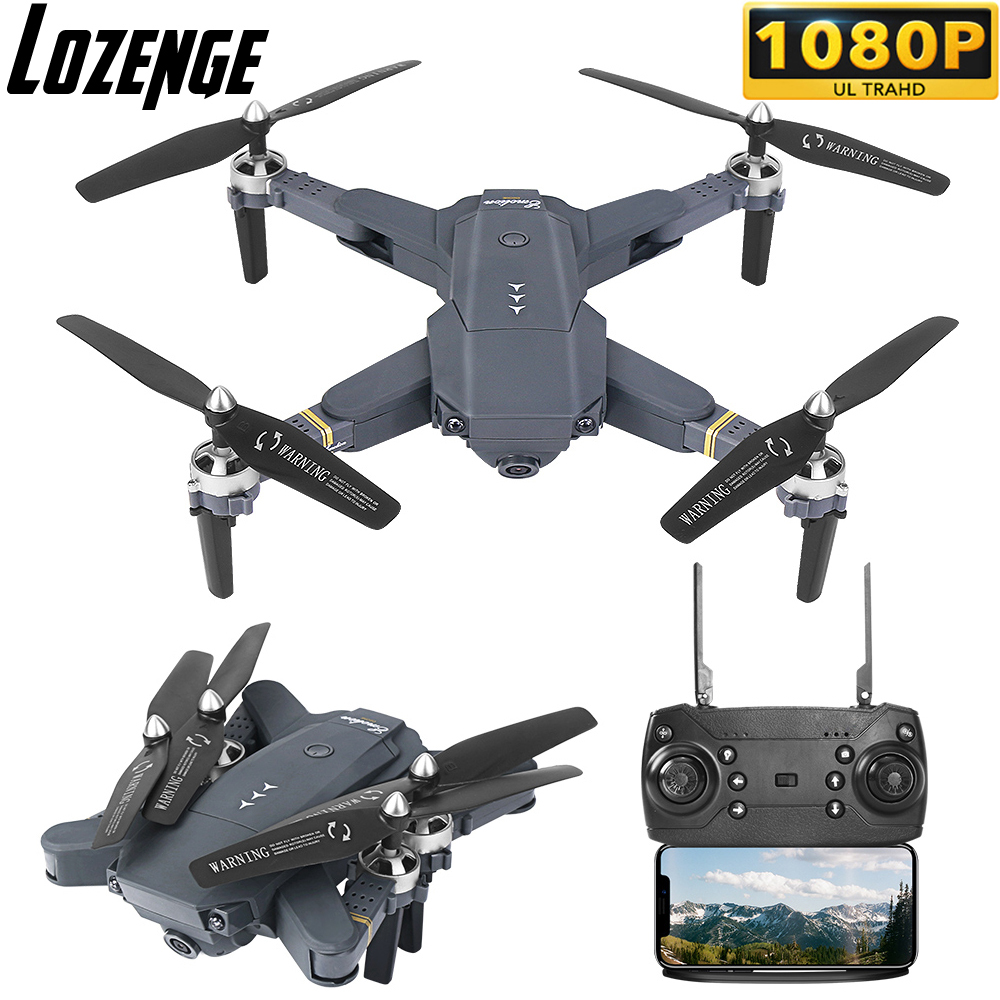 Lozenge XT-1 RC Drone Remote Control Helicopter Quadcopter Drone With Camera Or 1080P Camera Toy