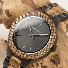 BOBO BIRD Luxury Brand Wood Watch Men Relogio Masculino Miyota Quartz Movement Wristwatch Customize DIY Gift Engrave Name Logo стоимость