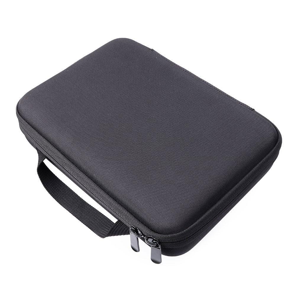 Veranstalter Scanner Diagnose-Tool Code Reader Stoßfest Lagerung Tasche Fall Schutzhülle Reise Auto Harte EVA Für FOXWELL NT301 Obd2