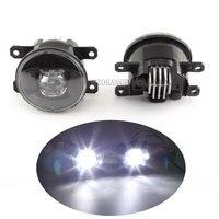 Światła przeciwmgielne reflektor LED światła przeciwmgielne reflektor dla Suzuki Jimny Grand Vitara SX4 Ignis Alto V Swift Splash Ertiga Celerio lampa przeciwmgielna