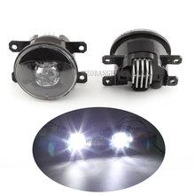 Fog Lights LED Fog Light For Suzuki Jimny Grand Vitara Ignis Alto V Swift Splash Ertiga Celerio Fog Lamp Foglights Headlight