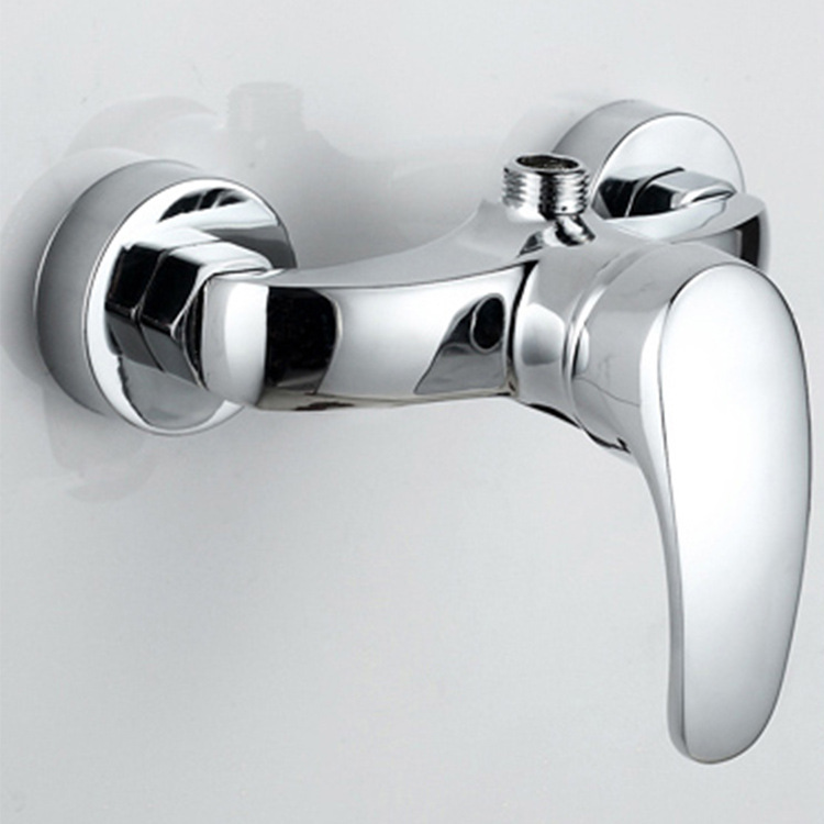 Manufacturers Direct Selling Zinc Alloy Hot And Cold Mixing Valve Shower Tap Bathroom Concealed Prince Shower