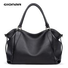 Gionar 本革バッグ有名なブランドの高級ハンドバッグデザイナー 2020 クロスボディショルダーバッグ作業肩にバッグ