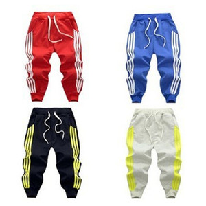 2019 Children Sport Pants For Baby Boys Girls Trousers Warm Stripe Clothes Casual Sport Pants Jogging For Kids Children Trousers
