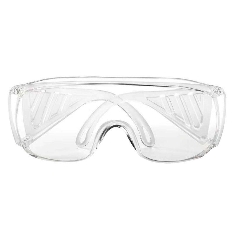 Anti Drool-proof Goggles Anti Virus Glasses Unisex High Definition Fog Blocking  Anti-dust Anti-droplets Adjustable Eyew