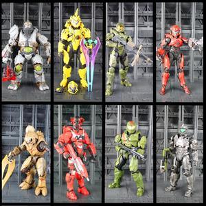 Jouets originaux Mcfarlane série Halo 5