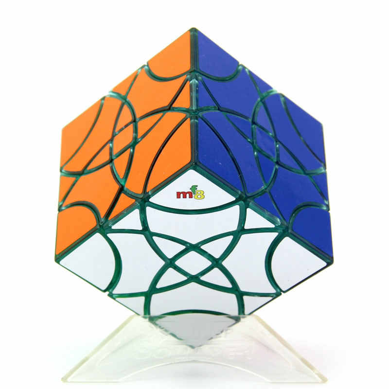 Original High Quality Mf8 Curvy Copter Magic Cube Helicopter Petal Skewed Speed Puzzle Christmas Gift Ideas Toys For Children Magic Cubes Aliexpress