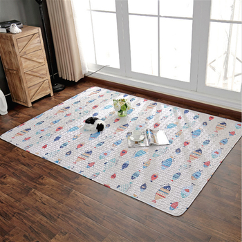 Cotton Quilted Children Crawling Developing Mats Kids Rug Puzzle Kids Game Pad Toys Home Decor Carpet Tatami Rug Baby & Toddler Toys