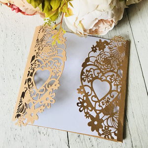 Image 3 - cutting dies cut die NEW2020  mold Lace wedding Heart lace Scrapbook paper craft knife mould blade punch stencils dies