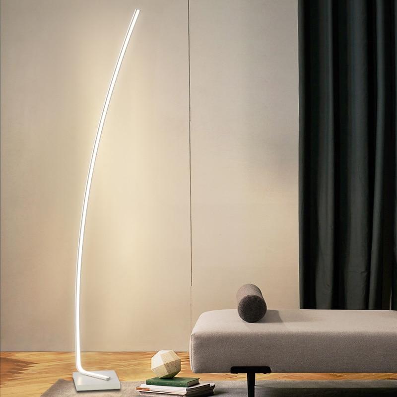 Hot Discount 5ca70 Modern Led Floor Lamps Living Room Led Floor