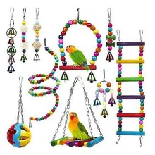 Hot Style Parrot Toy Parrot Bite Toy Bird Toy USA For Birdcage Accessories