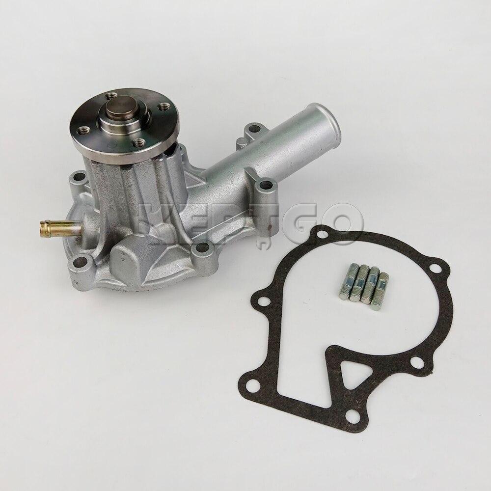 New Water Pump For Kubota D1105 D905 D1005 V1205 V1305 V1405 V1505 Skid Steer