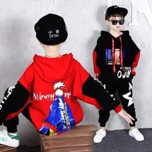 Kids Boys Clothes Boy Children Outfits Tracksuit Cl
