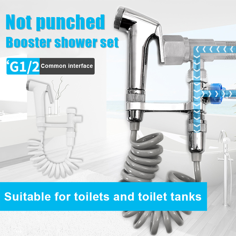 Handheld Toilet Bidet Portable Sprayer Shower Head Kit For Bathroom Home