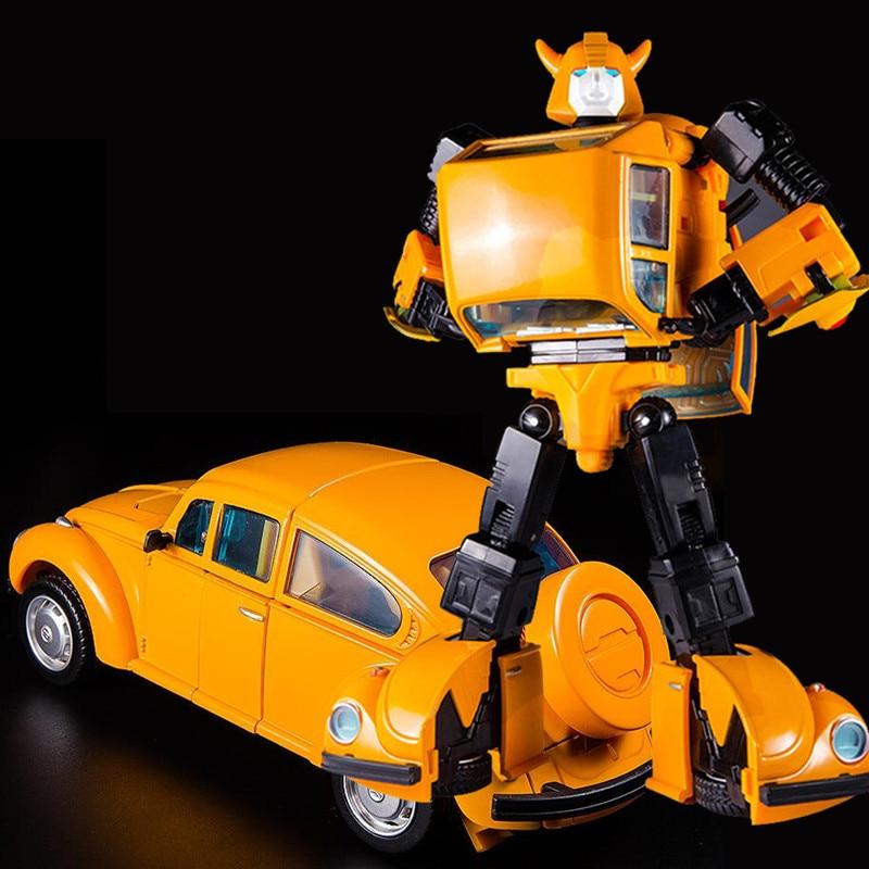 KBB BMB 18 см Новые Аниме-трансформеры для мальчиков G1 MP21 сплав крутая экшн-фигурка KO TF коллекция робот автомобиль фильм детские игрушки подарок