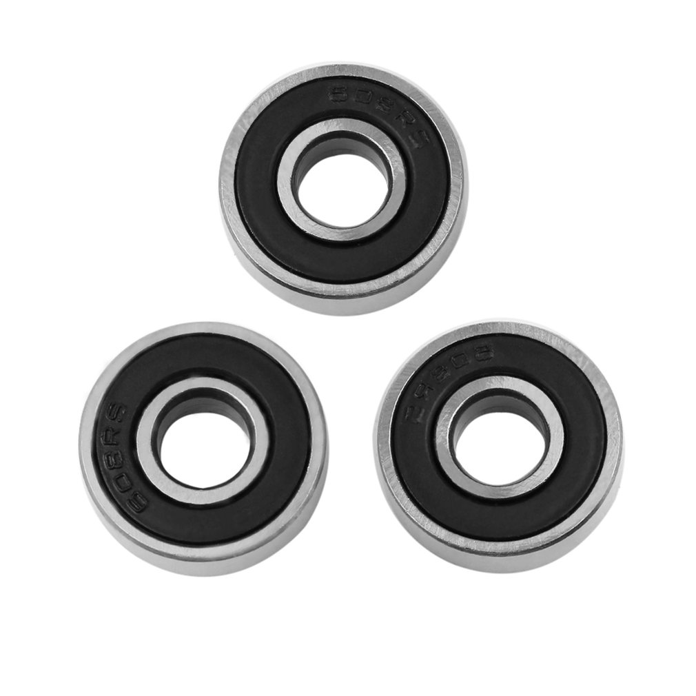 3pcs Hand Spinner Relax Pressure Toy Finger Spinner Fingertip Gyro Accessories Hand Spinner Toy Steel Weight Bearing Clearance