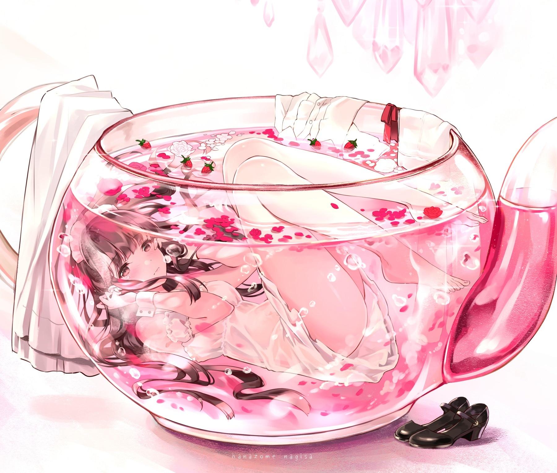 【少女前线】日本画师花染なぎさ插画作品_图片 No.2