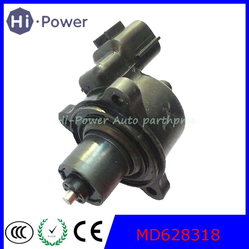 Idle Air Control Valve For Mitsubishi Chrysler Dodge OEM MD628166 MD628168 MD628318 1450A069 1450A132 MD628119 MD628174 1D98J