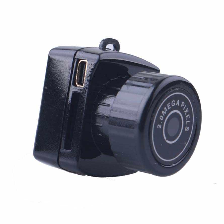 Caméra de poche Micro plus petit Portable HD CMOS 2.0 mégapixels Mini vidéo Audio petit caméscope 480P DV DVR enregistreur