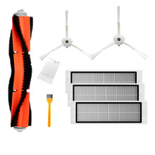 цена на Suitable for Xiaomi Vacuum Cleaner Parts Replacement for Xiaomi Mi Robot Roborock S50 S51 Roborock 2 Vacuum Cleaner Kit