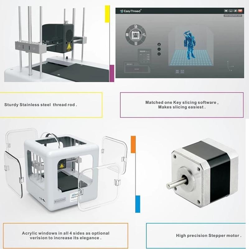 Uma Chave para o Estudo da Criança Presente 3D Drucker