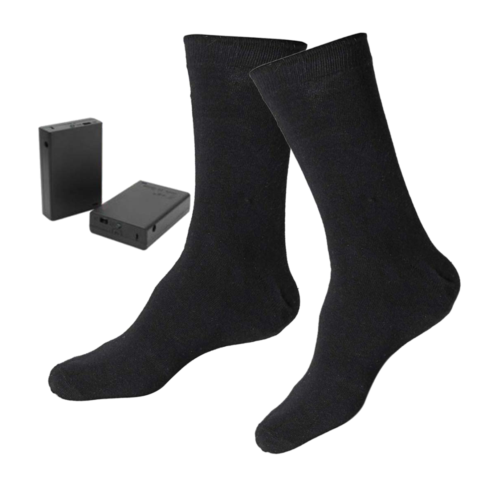 Electric Heated Socks for Boots, Feet, Legs, Cotton Socks, Breathable, Climbing, Ski, Foot, Boots, Warmers for