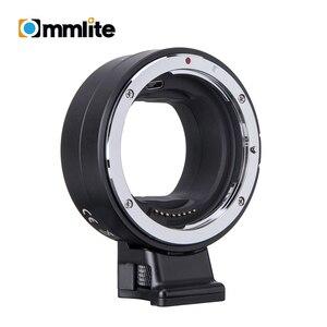 Image 2 - CVM EF NZ nikon z 마운트 미러리스 카메라 용 캐논 ef/EF S 렌즈 용 전자식 af 렌즈 마운트 어댑터