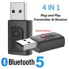 4-in-1 USB Bluetooth...