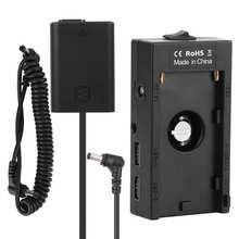 Acessorio fotografia photo studio F01A ‑ F970 Placa de Bateria para FW50 Manequim Bateria Decodificação Completa Definido para A7 A7II A7R a7S