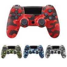 Für Sony PS4 Controller Bluetooth Vibration Gamepad Für Playstation 4 Detroit Wireless Joystick Für PS4 Spiele Konsole