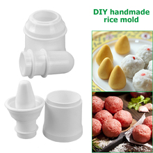 Sushi-Maker Mold-Making-Tools-Accessories Rice-Ball Meatball-Mold Kitchen Silicone DIY