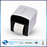 USB+LAN POS Print Thermal Airway Restaurant Mini Bill Printer HCC-POS58D