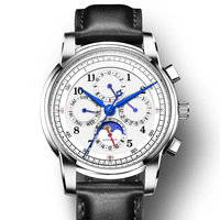 CARNIVAL Top Brand Luxury Automatic Mechanical Watches Men Waterproof Watches Men's Wristwatch Relogio Automatico masculino
