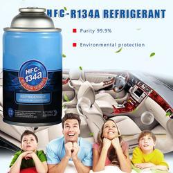 Substituição do filtro de água da proteção ambiental do refrigerador do agente de refrigeração r134a do líquido refrigerante do condicionamento de ar automotivo
