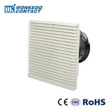 Cabinet  Ventilation Filter Set Shutters Cover  Fan Grille Louvers Blower Exhaust Fan Filter FK-3325-230 Filter With Fan