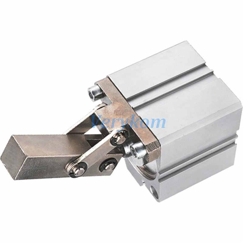 Бесплатная доставка, пневматический JGL рычажный тип, зажимной цилиндр, пресс-рычаг, рокер, рычажный зажимной поршень ALC JGL-25/32/40/50/63 мм